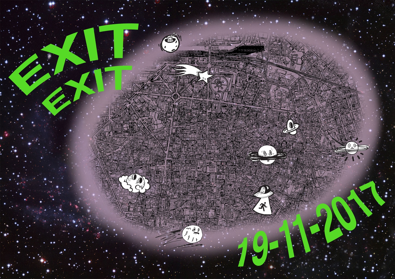 Festival 20 30 OFF: EXIT